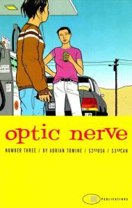 Optic Nerve #3 (3rd) VF/NM; Drawn and Quarterly | save on shipping - details ins