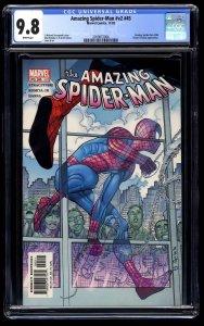 Amazing Spider-Man (1999) #45 CGC NM/M 9.8 White Pages