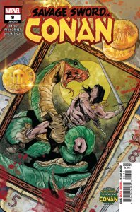Savage Sword Of Conan #8 (Marvel, 2019) NM