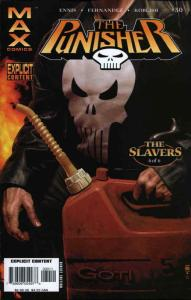 Punisher (7th Series) #30 VF/NM; Marvel | save on shipping - details inside