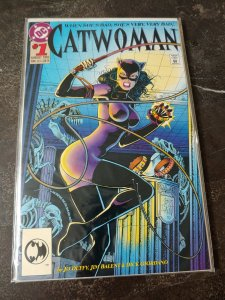 CATWOMAN #1 VF/NM