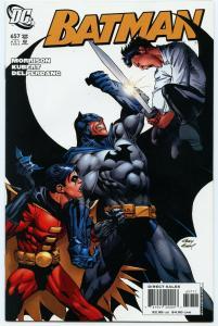 Batman 657 Nov 2006 NM- (9.2)