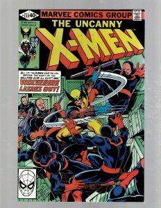 (Uncanny) X-Men # 133 NM Marvel Comic Book Beast Angel Cyclops Magneto SM19