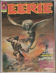 Eerie Magazine #34 (Jul-71) NM- High-Grade