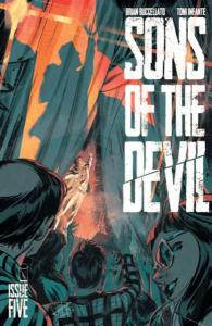 Sons of the Devil #5, NM (Stock photo)