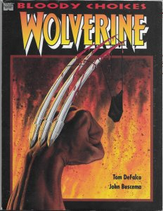 Wolverine: Bloody Choices FN