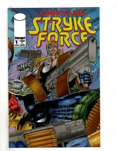 Codename: Strykeforce #1 (1994) SR40