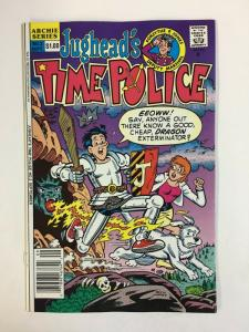 JUGHEADS TIME POLICE (1990-1991)2 VF-NM Sep 1990 COMICS BOOK