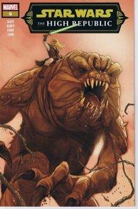 Star Wars High Republic #6 2021 Marvel Comics