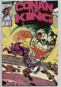 Conan the King #40 (1987)