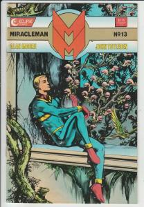 Miracleman #13 (Nov-87) NM/MT Super-High-Grade Miracle Man