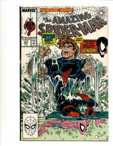 Amazing Spider-Man # 315 NM Marvel Comic Book Venom Todd McFarlane DS4