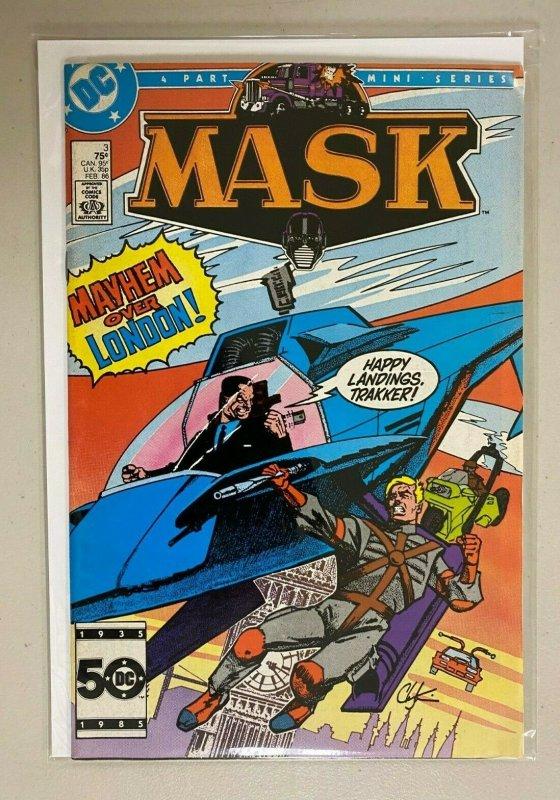 MASK #3 DC 1st Series 7.0 (1986)