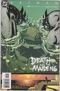 Batman: Death and Maidens #2