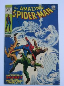 Amazing Spider-Man #74 FN Marvel Silver Age Comic 1969