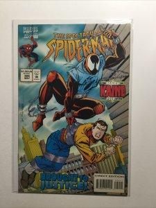 Spectacular Spider-Man 224 Near Mint Nm Marvel