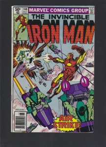 Iron Man #140 (1980)