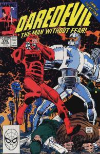 Daredevil #275 VF; Marvel   save on shipping - details inside
