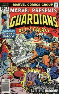 Marvel Presents #8, VF- (Stock photo)