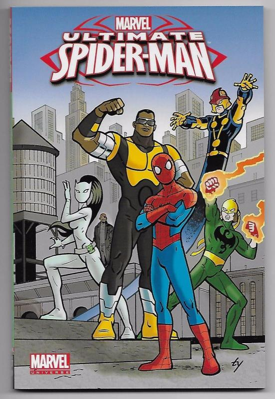 Ultimate Spider-Man Vol 3 TPB Digest Collects #9-12 (Marvel) - New!