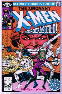 X-MEN #146, VF, Wolverine, Chris Claremont, Uncanny, more in store