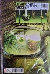 Incredible Hulk #610 (2010)