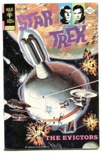 Star Trek #41 1976- Gold Key comics VG