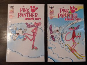 Pink Panther #1 VARIANTS American Mythology HTF!