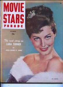 Movie Stars Parade-Ava Gardner-James Mason-Dec-1948