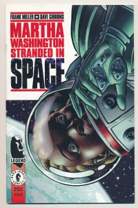 Martha Washington Stranded in Space (1995) #1 NM