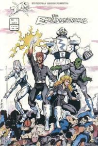 Eradicators (1986 series) #1, VF+ (Stock photo)