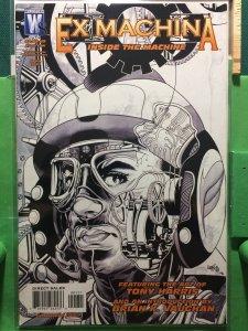 Ex Machina: Inside the Machine
