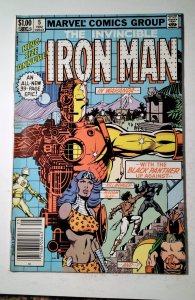Iron Man Annual #5 (1982)