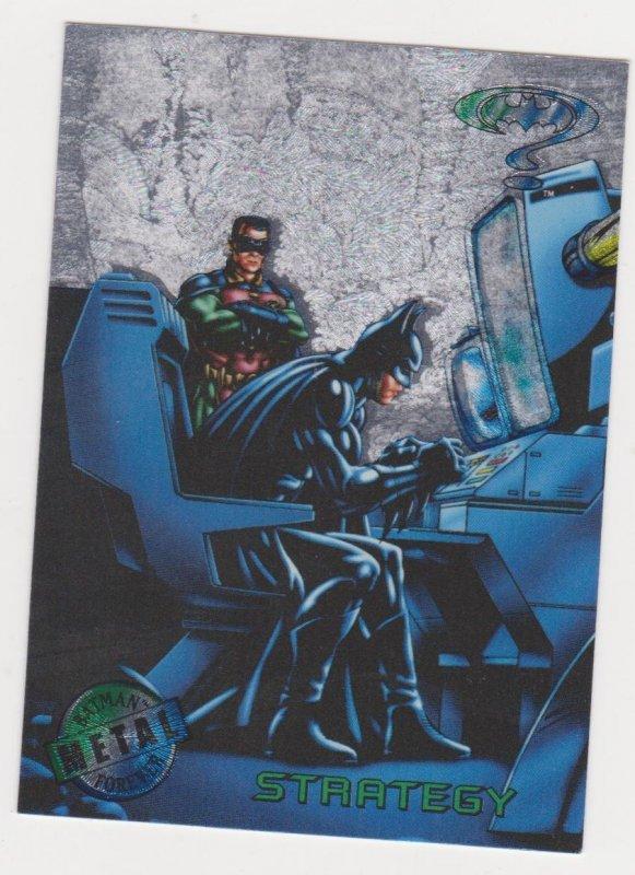 1995 Batman Forever Metal #84 Strategy