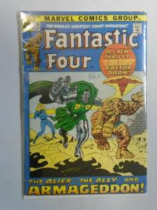 Fantastic Four #116 (1st series 1971) 3.5/GD