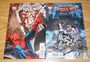 Amazing Spider-Man: Renew Your Vows #5 VF/NM regular cover + 1:25 variant
