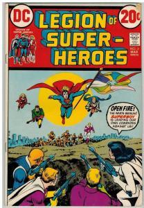 LEGION OF SUPER HEROES (1973) 2 VG Mar. 1973