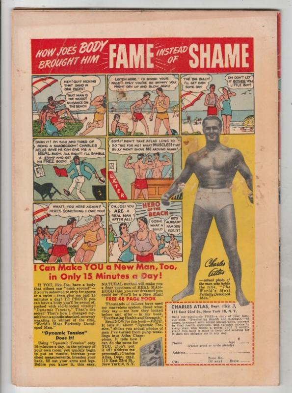 Captain Steve Savage And His Secret Super-Jet #3 (Dec-51) VG+ Affordable-Grad...