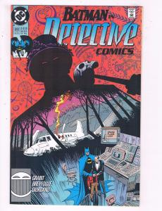 Detective Comics #618 VF DC Comics Comic Book Grant Batman 1990 DE20