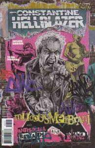 Hellblazer (1988 series) #245, NM (Stock photo)