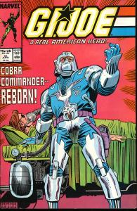 G.I.Joe, a Real American Hero #58 (Marvel)