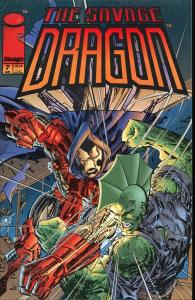 The Savage Dragon #7 (Image)