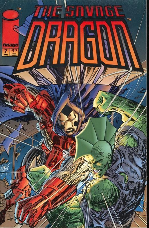 The Savage Dragon #7 (Image)