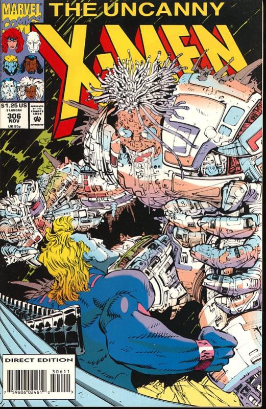 The Uncanny X-Men #306 (Marvel)