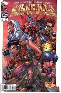 WildC.A.T.S Covert Action Teams #37 (Image)