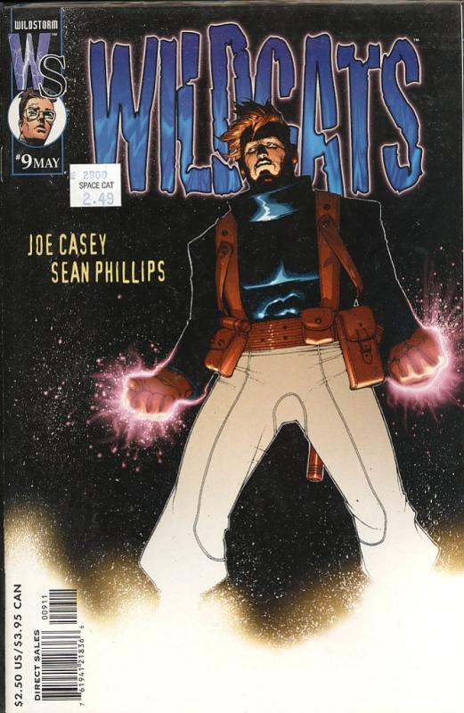 Wildcats #9 (Wildstorm)