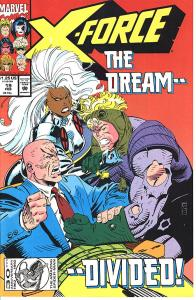 X-Force #19 The Dream Divided (Marvel)