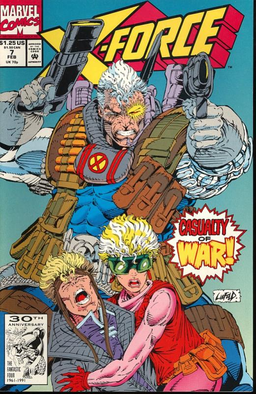 X-Force #7 (Marvel)