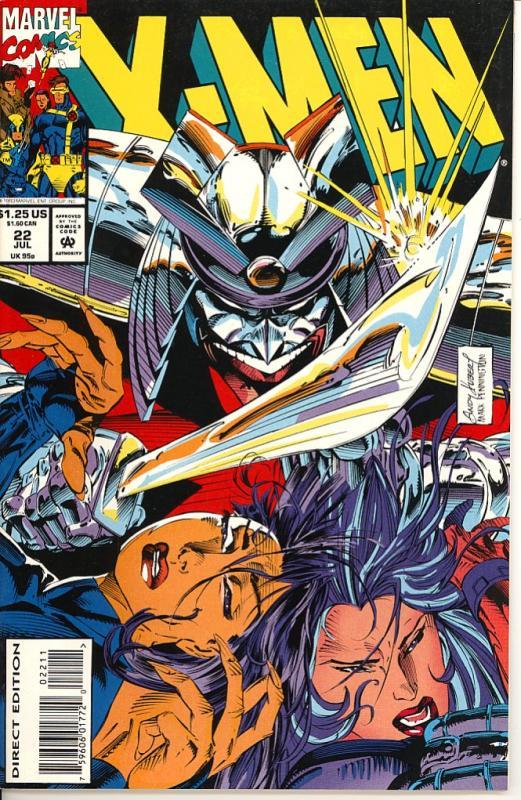 X-Men #22 (Marvel)