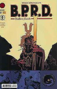B.P.R.D.: Hollow Earth #3 FN; Dark Horse | save on shipping - details inside